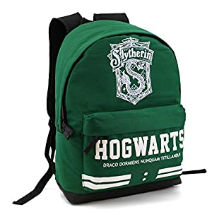Karactermania Freetime HS 33622 – Mochila, modelo Harry Potter Slytherin, color verde