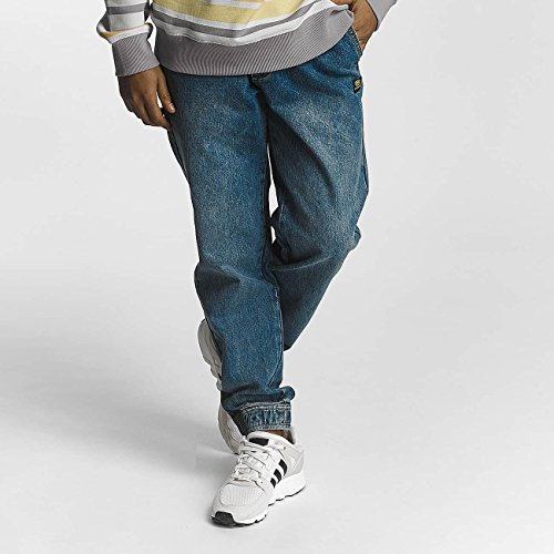 Ecko Unltd Clifton Herren Anti Fit Jeans Blau