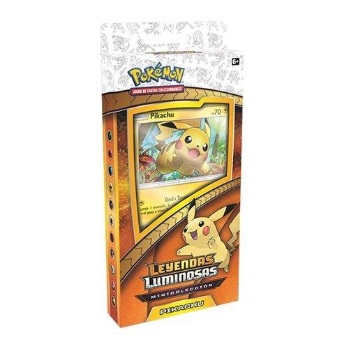 Pokemon JCC- Mini colección Pikachu de Leyendas Luminosas (The Pokémon Company International POKC1702)