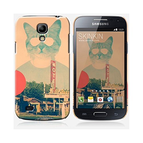 iPhone SE Case, Cover, Guscio Protettivo - Original Design : Samsung Galaxy S4 mini case