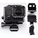 T.Face 45M Waterproof Case For Gopro Hero 4 3+ 3 Action Camera Underwater Diving Housing Case Mount For GoPro Hero 4 Accessories