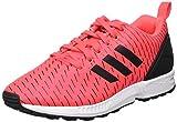 adidas Damen Zx Flux Schuhe, Multicolor-Mehrfarbig Shored/Cblack, 41 1/3 EU