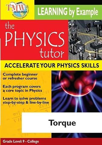 Physics Tutor: Torque [DVD] [2011] [NTSC]