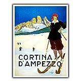 Taco Thursday Cortina D'ampezzo Ferro Dipinto Vintage Poster in Metallo Targa in Metallo Targa in Metallo Targa per dormitorio Domestico Garage Camera da Letto Caffetteria