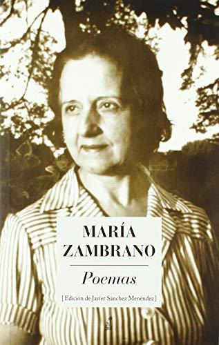 POEMAS por MARÍA ZAMBRANO