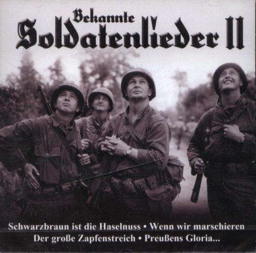 Mehr bekannte Soldatenlieder by Diverse
