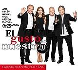 El Gusto Es Nuestro 20 Anos (2CD+DVD)