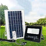YaXuan Outdoor Solar Lights, 42 LED proiettore Solare Impermeabile Luce di Sicurezza, Auto-induzione Solar Powered Flood luci per Giardino, Cantiere, vialetto, Scale, Garage, Piazzale