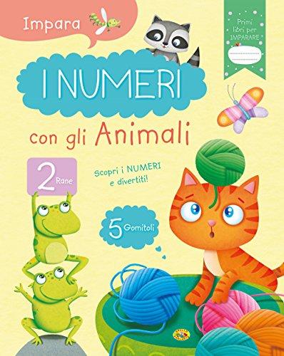 scaricare ebook gratis Impara i numeri con gli animali PDF Epub