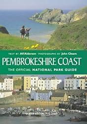 By Alf Alderson Pembrokeshire Coast: The Official National Park Guide [Paperback]