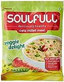 #7: Soulfull Oat Millet Meal, Veggie Delight, 35g