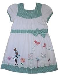 Powell Craft robe de lapin brodée 1–7 ans