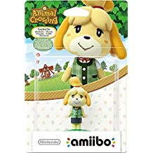 Nintendo 190753 Amiibo Animal Crossing Collection - Isabelle Summer Figuren (Nintendo 3Ds)