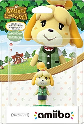 Animal Crossing amiibo: Melinda (Sommer-Outfit)