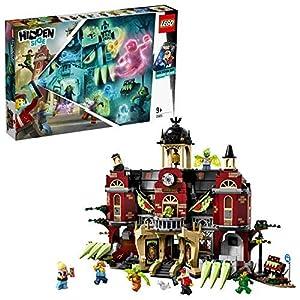 LEGO HiddenSide IlLiceoStregatodiNewbury, Set di Costruzioni,App per giochi AR, Caccia ai Fantasmi a Realtà Aumentata periPhone/Android, 70425 5702016367218 LEGO