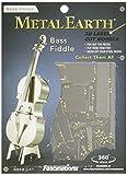 Metal Earth - 5061081 - Maquette 3D - Musique - Bass De Violon - 3,7 x 2,2 x 11,7 cm - 1 pièce