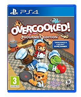Overcooked: Gourmet Edition (PS4) (B01MF63S4S)   Amazon Products