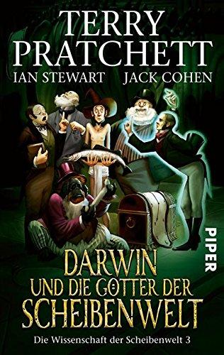 Buchseite und Rezensionen zu 'Darwin und die Götter der Scheibenwelt: Die Wissenschaft der Scheibenwelt 3' von Terry Pratchett