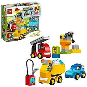 LEGO- Duplo Primi Veicoli Costruzioni Gioco Bambina Giocattolo, Colore Non specificato, 10816 11 spesavip
