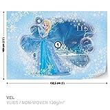 Disney Frozen Vlies Fototapete Tapete Vliestapete Dekoshop Disney Eiskönigin DK835VEL (152,5 x 104cm) Photo Wallpaper Mural