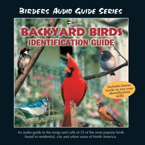 Backyard Birds Identification Guide by John Grout