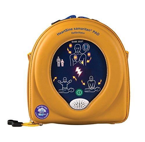 MedX5 PAD360P 8 Jahre Garantie, Defibrillator AED, vollautomatischer Defibrillator mit HLW Unterstützung