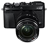 Fujifilm X Series X-E3 Mirrorless Digital Camera w/XF18-55mm Lens Kit (Black)