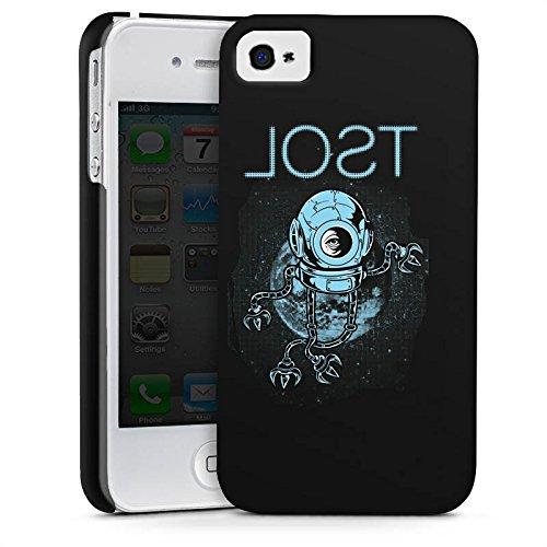 Apple iPhone X Silikon Hülle Case Schutzhülle Helm Weltraum Space Premium Case glänzend