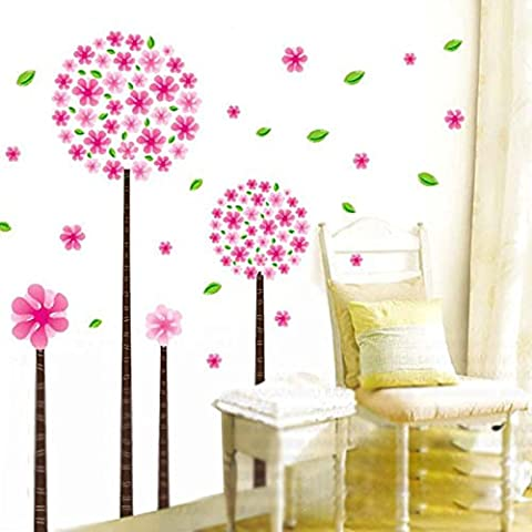 chendongdong Pandora Tree Wall Decor Vinyl Decal Sticker Removable Nursery Kids Girls Baby by