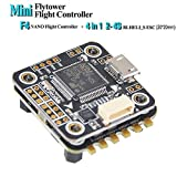 LITEBEE F4 Flight Controller 6DOF + OSD + BEC 5V/3A Support D-Shot ESC (F4 FC + ESC) by