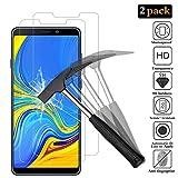 ANEWSIR [2 Pack] Protector de Pantalla para Samsung Galaxy A9 2018...