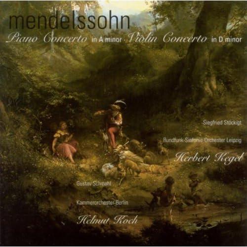 Piano Concerto in A minor: I. Allegro