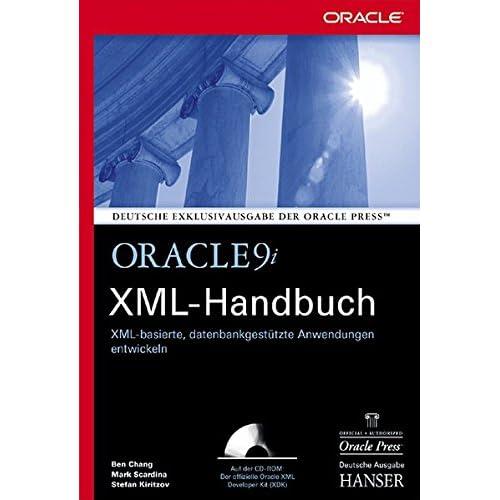 Oracle9i XML-Handbuch.