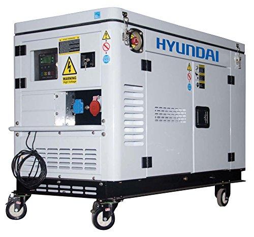 Generator Diesel TRIF dhy12000se
