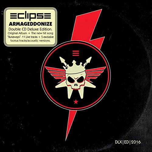 Eclipse: Armageddonize (Deluxe Edition) (Audio CD)