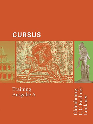 Cursus - Ausgabe A / Cursus A Training: Zu den Lektionen 1-45