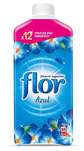 Flor Azul Suavizante Concentrado - 1100 ml