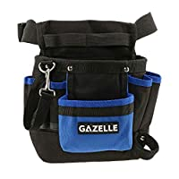Gazelle G8201-7 Pocket Tool Bag, Multi-Pocket Tool Organizer