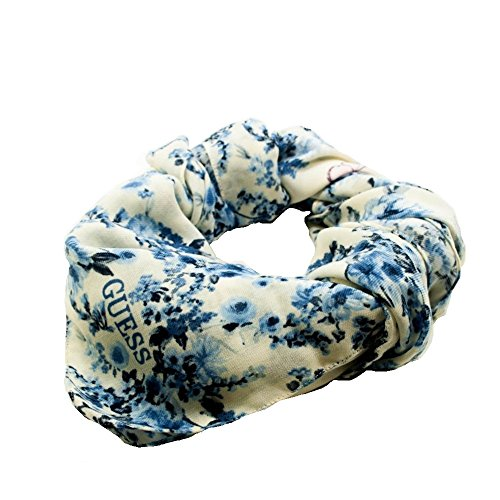 guess-isabeau-scarf-ivory-blue