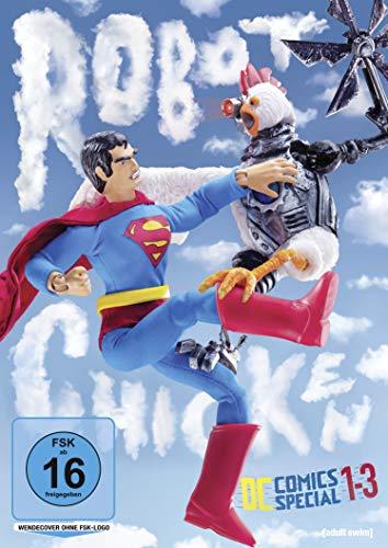 Robot Chicken - DC Comics Special 1 - 3 (Dvd-robot Chicken)