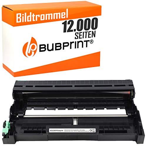 Bubprint Bildtrommel kompatibel für Brother DR-2200 DR2200 DR 2200 für DCP-7055 DCP-7065DN Fax 2840 HL-2130 HL-2270DW MFC-7360N MFC-7460DN MFC-7860DW