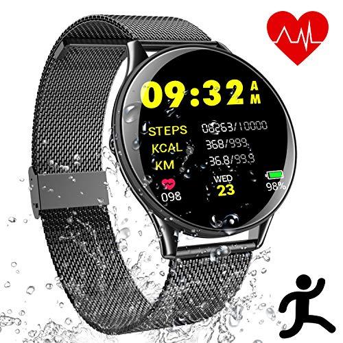 Smartwatch Deportes Impermeable - Reloj Inteligente