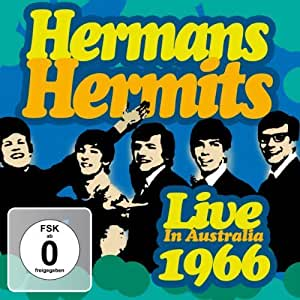 Live In Australia 1966 [DVD + CD] by Herman's Hermits (2011) Audio CD