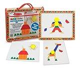 Melissa & Doug 3590 Magnetic Pattern Block Kit
