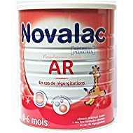 lait en poudre novalac ar 1 en cas de regurgitations 0-6 mois 800 g