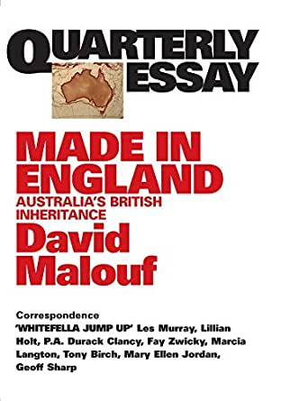 list of quarterly essays Four classic quarterly essays for $1560 - compare prices of 754354 products in books from 453 online stores in australia save with myshoppingcomau.