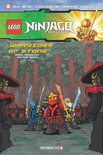 Ninjago 06 (Lego Ninjago)