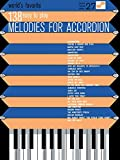 138 Easy to Play Melodies for Accordion (World's Favorite (Ashley Publications))