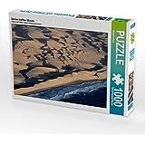 Wellen treffen Waves 1000 Teile Puzzle quer (CALVENDO Orte)