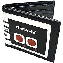 Nintendo - Cartera, diseño de mando de consola Nes
